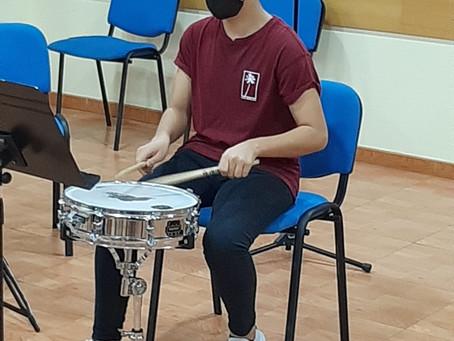 Los alumnos de nuestra Escuela de Música celebran sus audiciones de final de curso.