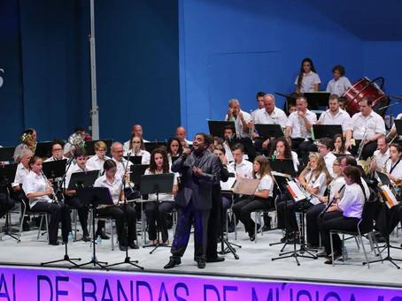Las Bandas de Faleria y Torrevieja clausuran un festival de bandas memorable