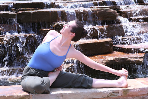 Abbey brewer Marietta Yoga Waterfall.JPG