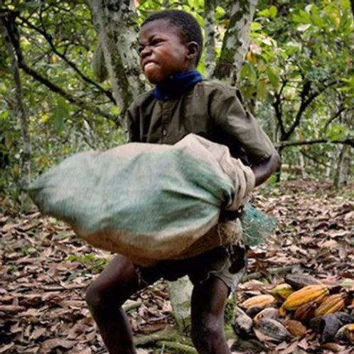 """Trinkgeld"" - Maispende an Kakao ohne Kinderarbeit"