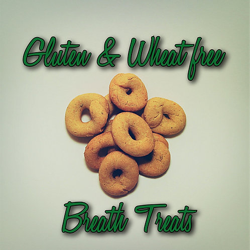 Gluten & Wheat free Fresh Breath