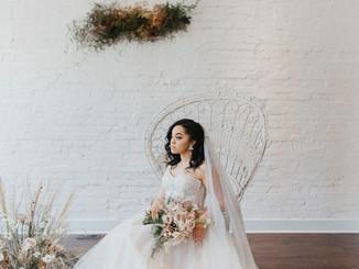 Spring Wedding Styled Shoot