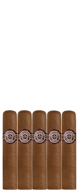Montecristo Media Corona, this cigar is wide enough to allow for a great draw but short enough to enjoy. Robusto House Store.