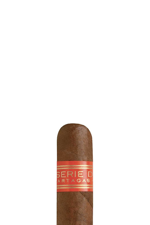 Partagas - Serie D No. 6 A favourite cigar of our friends that shoot as it's easy to fit in a great smoke - Robusto House