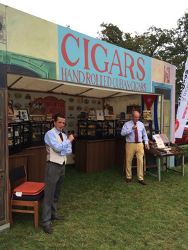 Burghley Horse Trials, Robusto House Ltd