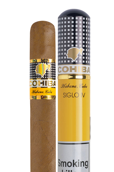 Cohiba - Siglo VI It's the 'big daddy' Reserved for days when you have the time to smoke a substantial cigar. Robusto House