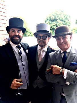 Royal Ascot Friends at Robusto House Ltd