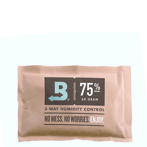 Boveda 75% Humidity Pouch 60gm