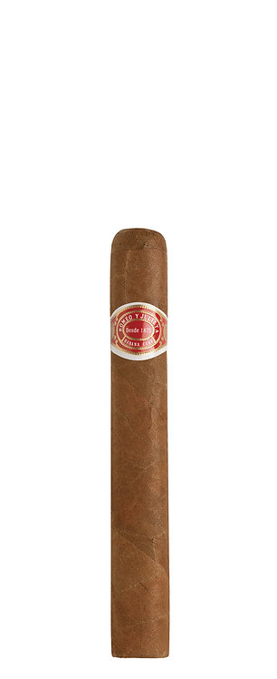 Romeo y Julieta - Petit Corona A mellow, well-balanced, box pressed cigar available to purchase from Robuso House store.