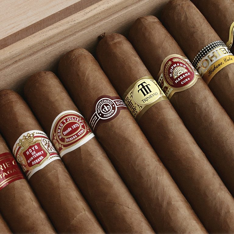 Cuban cigars, what is your favourite brand - Robusto House store