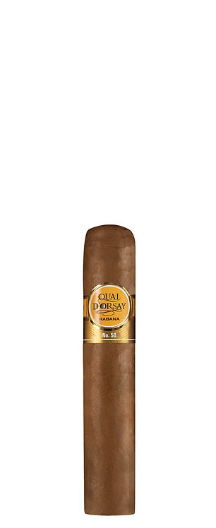 Quai D'Orsay – No.50 A light tobacco and a wide ring gauge give this cigar a very subtle flavour. Robuso House online store.