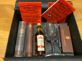 Ramon Allones cigar launch presentation pack
