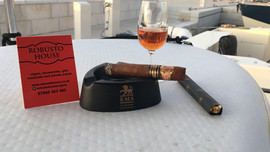 Robusto House cigar, Ramon Allones limited edition 2019 cigar