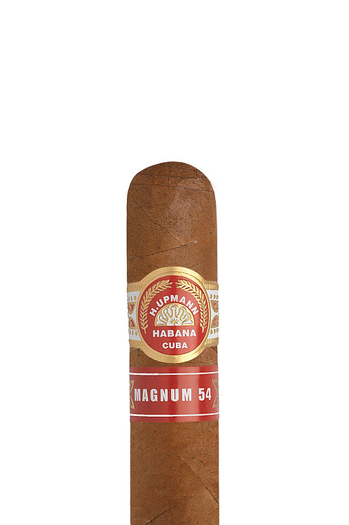 H Upmann - Magnum 54 This lighter blend gives a smooth flavoursome smoke without knocking you off your feet. Robusto House