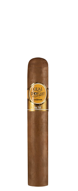 Quai D Orsay No.54 A beautifully constructed cigar that is easy to draw & always a pleasure to hold & to smoke. Robusto House