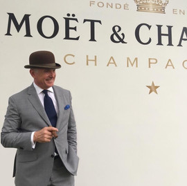 Famous Simon Cigars Moet and Champaign