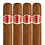 Romeo y Julieta - Petit Coronas five cigars to available to purchase from Robuso House online store.