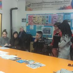 Classe 5e Oriani-Mazzini - Milano