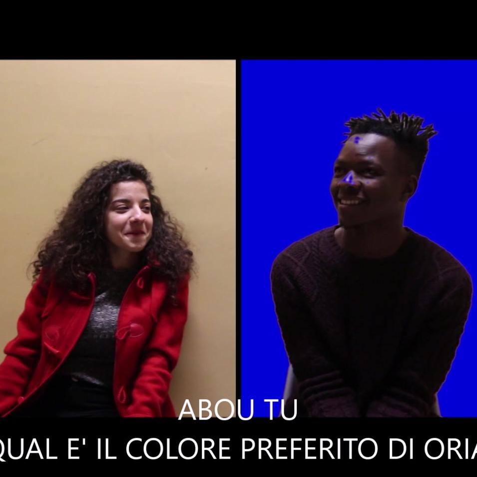 Oriana e Abou