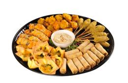 Vegetarian Platter 2