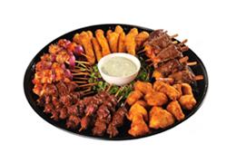Banting Platter