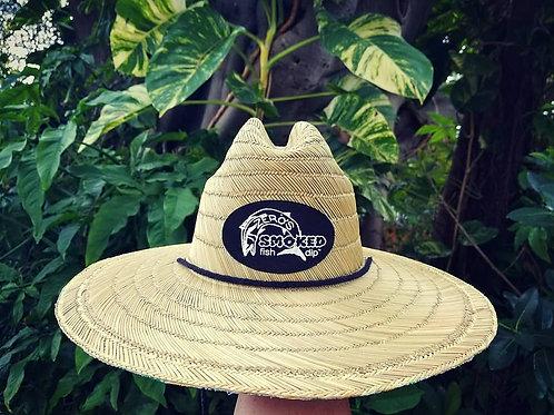 Pineapple Logo Straw Hat