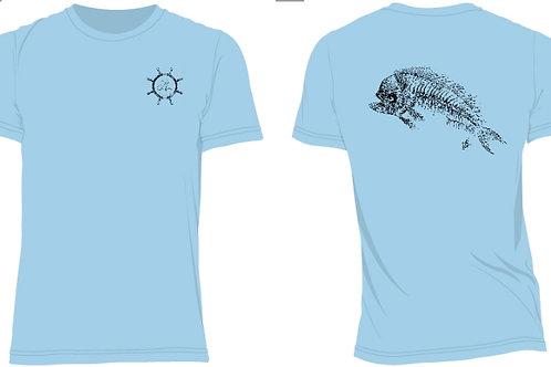 Mahi Skeleton T-Shirt