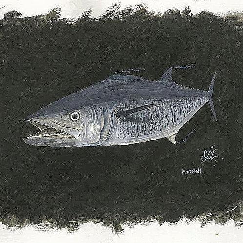 Kingfish Print