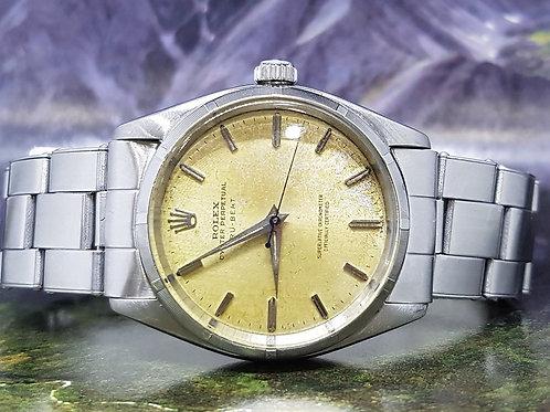 Rare Rolex Tru-Beat 6556