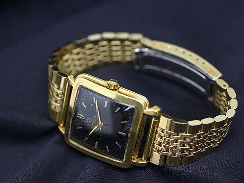 Vintage Omega Automatic 18K Gold