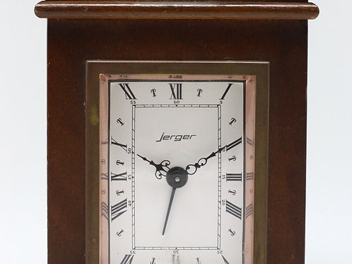 Jerger Germany Alarm Table Clock