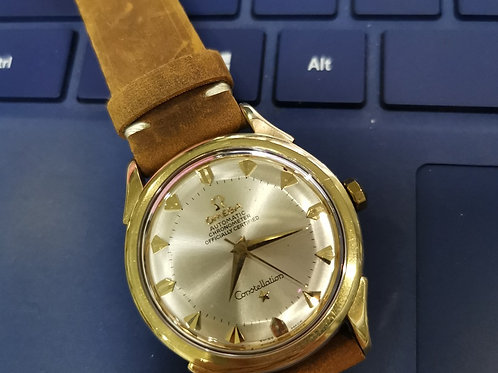 Omega Vintage Constellation Pie-Pan Dial
