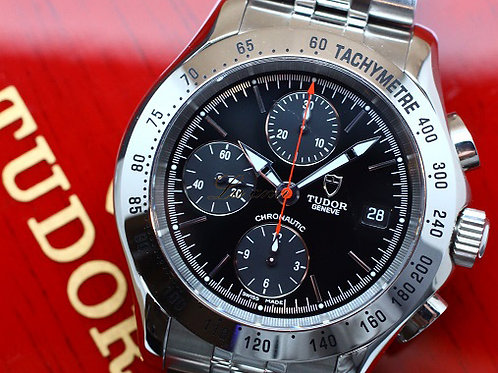 Tudor Chronautic Chronograph Ref 79380