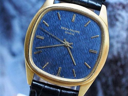 Patek Philippe Calatrava Backwinder 18K Gold Automatic