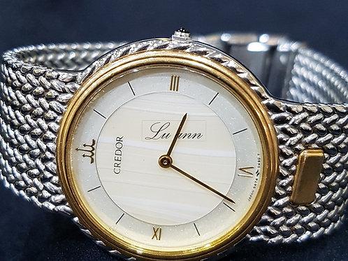 Credor Hattori Seiko Japan Classic Man's watch