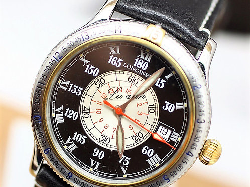 Longines Lindbergh Equation of Times Special Series