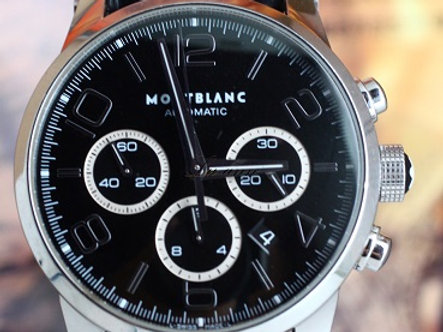 Mont Blanc Timewalker Chronograph