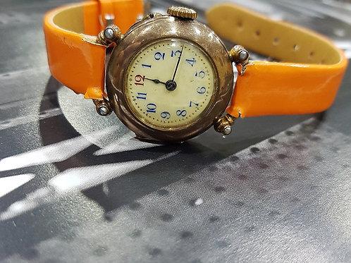 Ladies Pocket Wrist Watch
