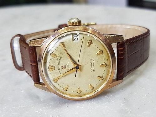 Favre-Leuba Geneve Daymatic Watch