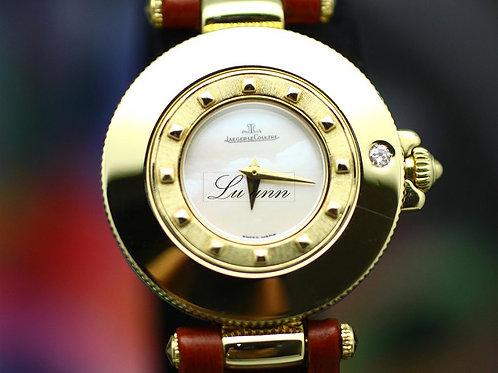 Jaeger-LeCoultre Rendezvous Diamond 18K Gold