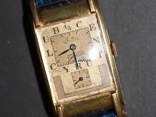 Rolex Prince Eatons Quarter Century Gold