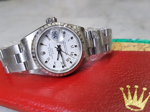 Rolex Ladies Datejust Roman Dial