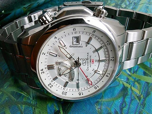 Orient Star GMT Power Reserve Automatic 42mm
