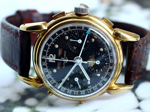 Ulysse Nardin Triple Date Moon Phase Chronograph