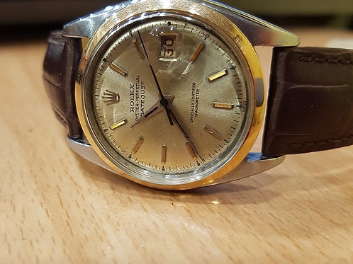 Rolex Vintage Oyster Perpetual Bubble back Ref.6305