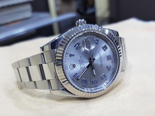 Rolex Datejust II 41mm Fluted Bezel Ref. 116334