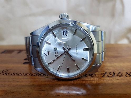 Rolex Oysterdate Precision Ref.6694 Riveted Bracelet