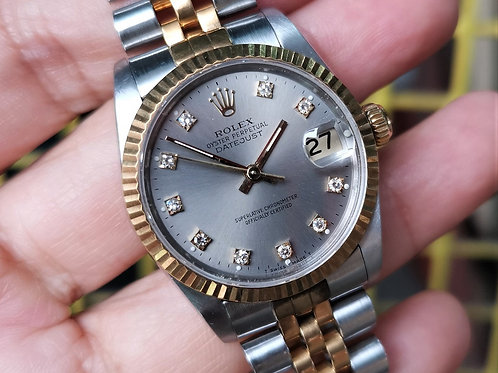 Rolex Lady Datejust 31mm Diamonds