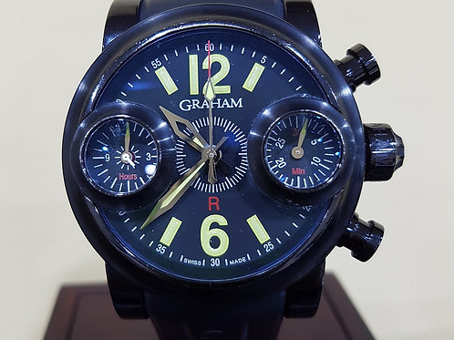 Graham Swordfish Black Knight Chronograph Automatic