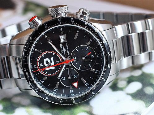 Longines Grande Vitesse Chronograph GMT